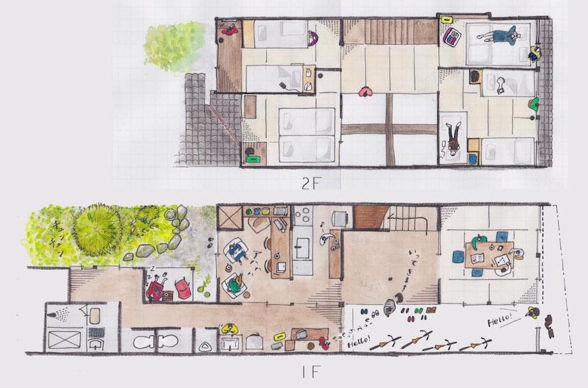 金沢 ゲストハウス白 ブログ  / GUEST HOUSE SHIRO's  BLOG